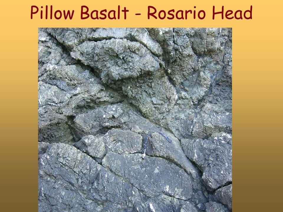 Pillow Basalt - Rosario Head