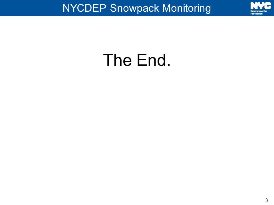 14 Snow Core Method