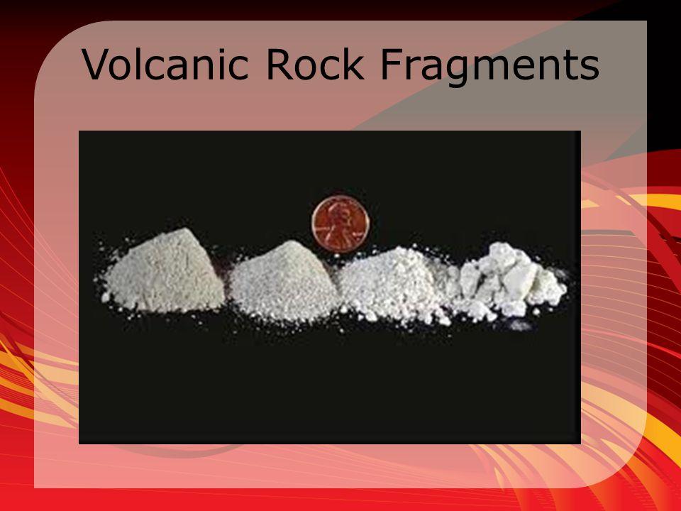 Volcanic Rock Fragments