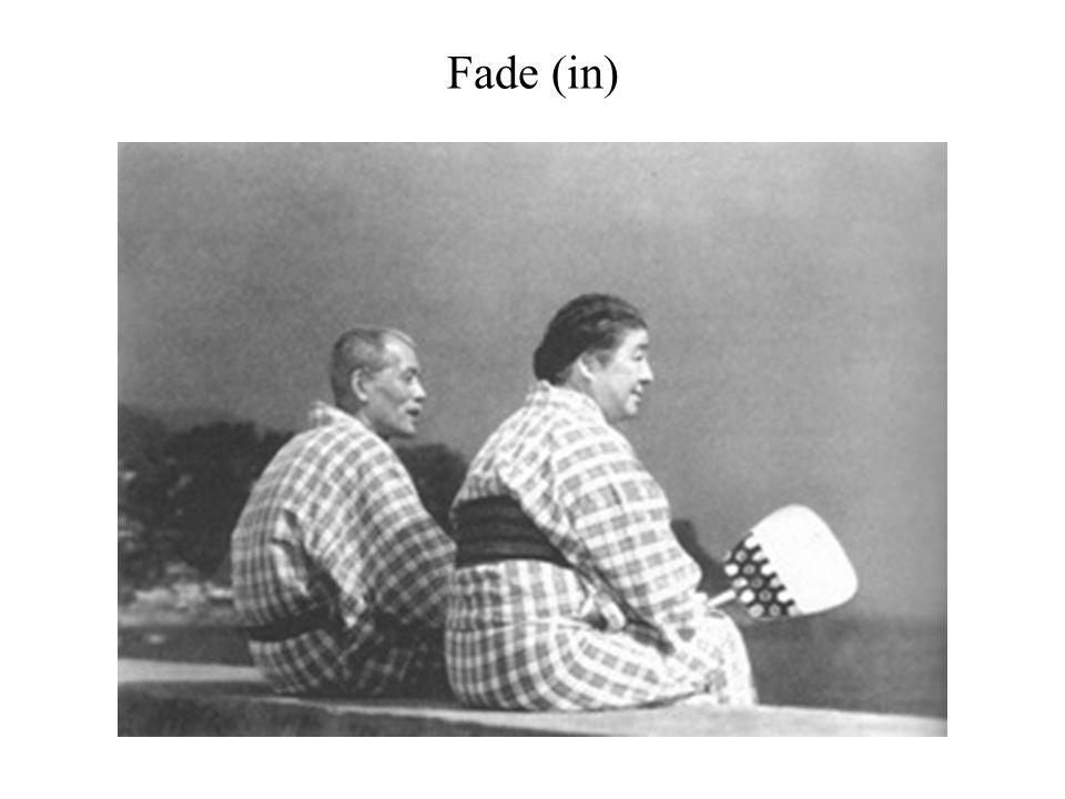 Fade (in)