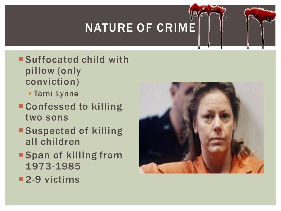 WORKS CITED Baby Killer. Trutv.N.p., n.d. Web. 1 Nov.
