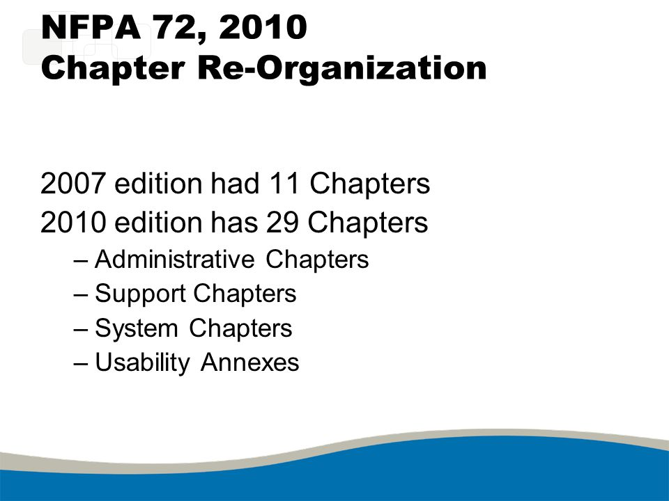 Notification Appliances Chapter 18 18.4.5 Sleeping Area Requirements.