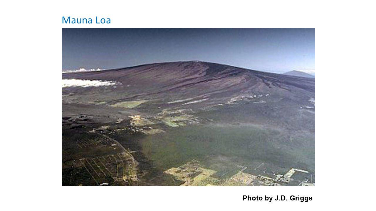 Photo by J.D. Griggs Mauna Loa
