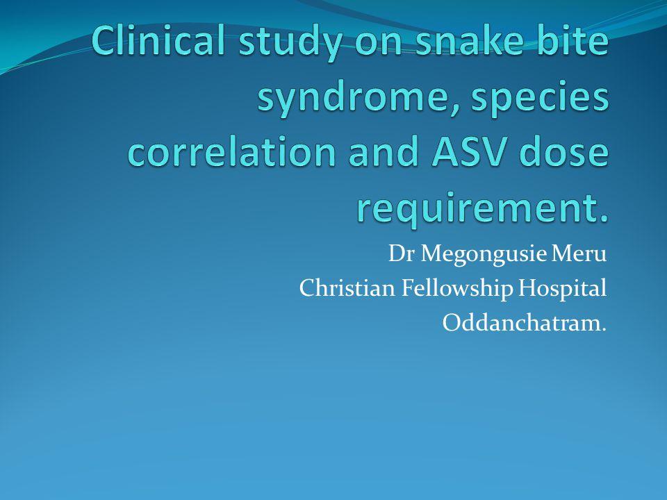 Dr Megongusie Meru Christian Fellowship Hospital Oddanchatram.