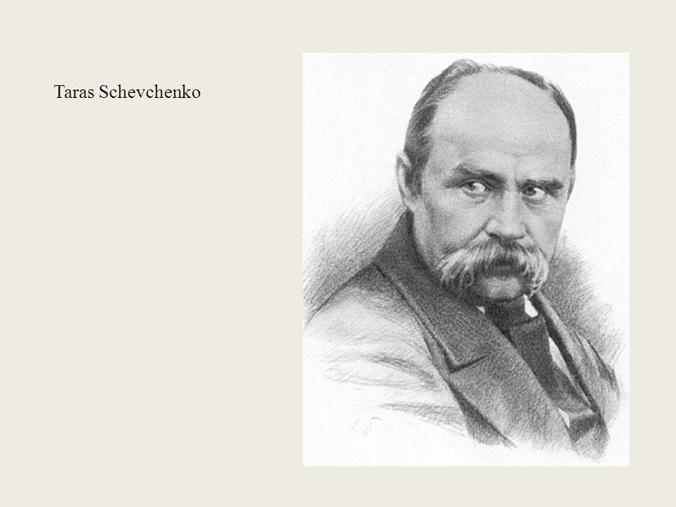 Taras Schevchenko