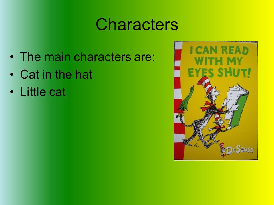 How The Grinch Stole Christmas Written by Dr. Seuss Power Point by Madelyn R.