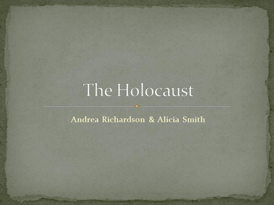Andrea Richardson & Alicia Smith