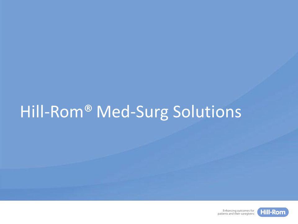 Hill-Rom® Med-Surg Solutions
