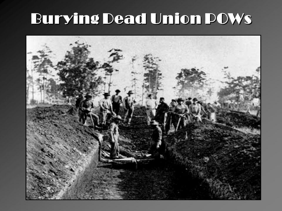 Burying Dead Union POWs