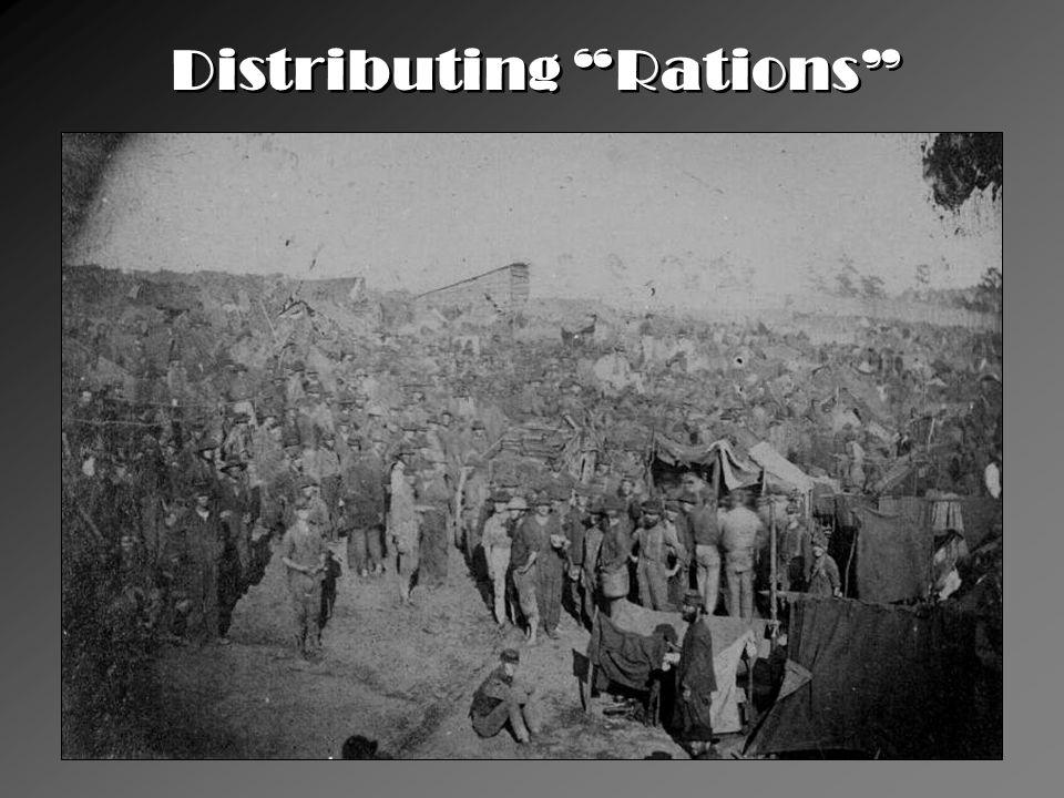 Distributing Rations