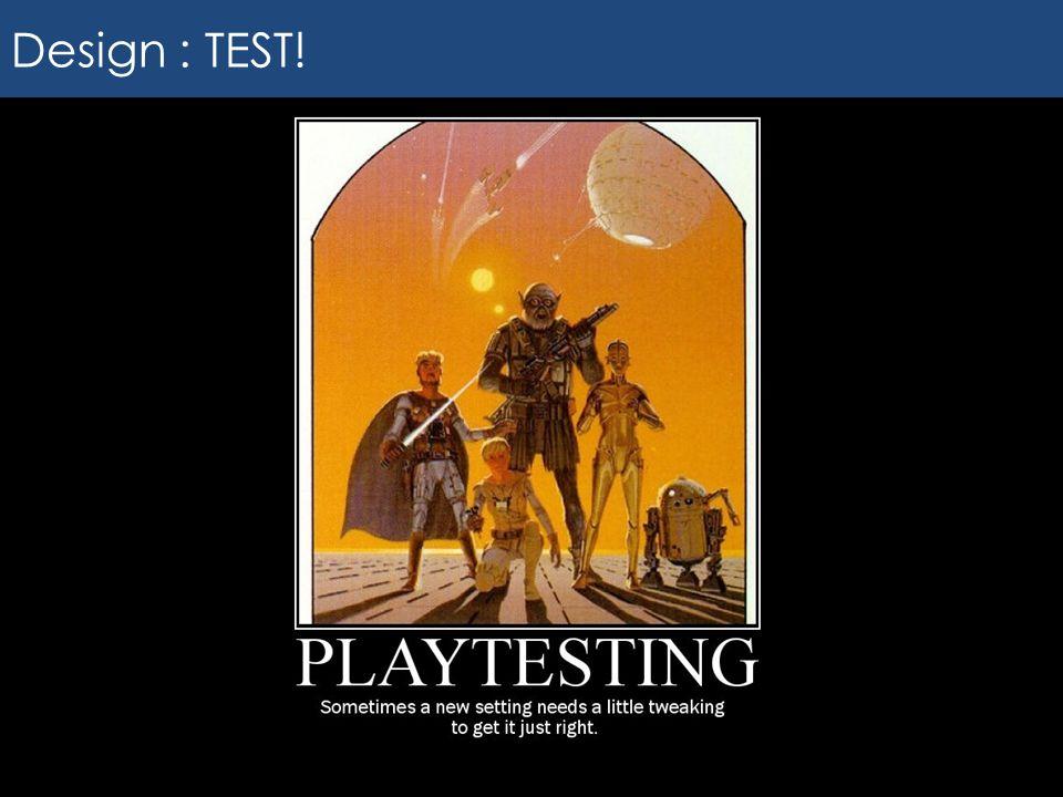 Design : TEST!