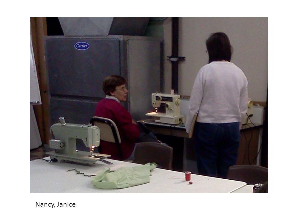 Nancy, Janice