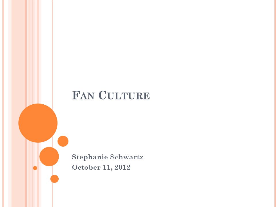 FANDOM REFERS TO THE SOCIAL STRUCTURES AND CULTURAL PRACTICES CREATED BY THE MOST PASSIONATELY ENGAGED CONSUMERS OF MASS MEDIA PROPERTIES --Henry Jenkins in his syllabus for his graduate seminar at MIT Fandom, Participatory Culture, and Web 2.0