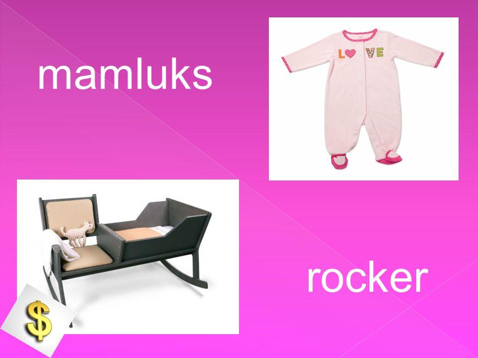 mamluks rocker