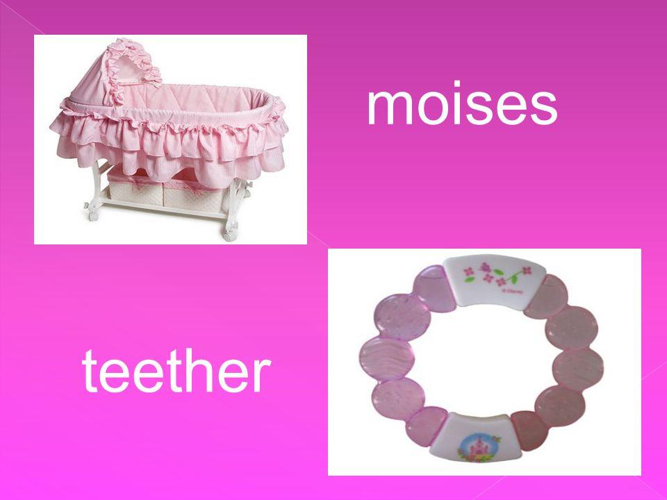 teether moises