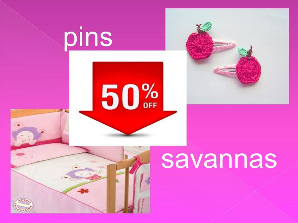 pins savannas