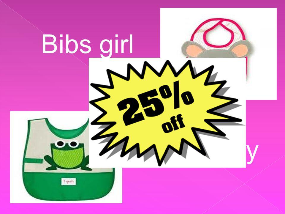 Bibs girl Bibs boy