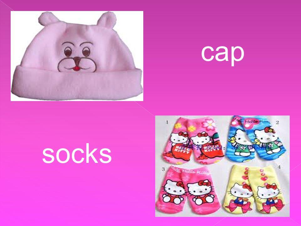 cap socks