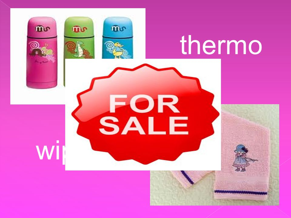 thermo wipes