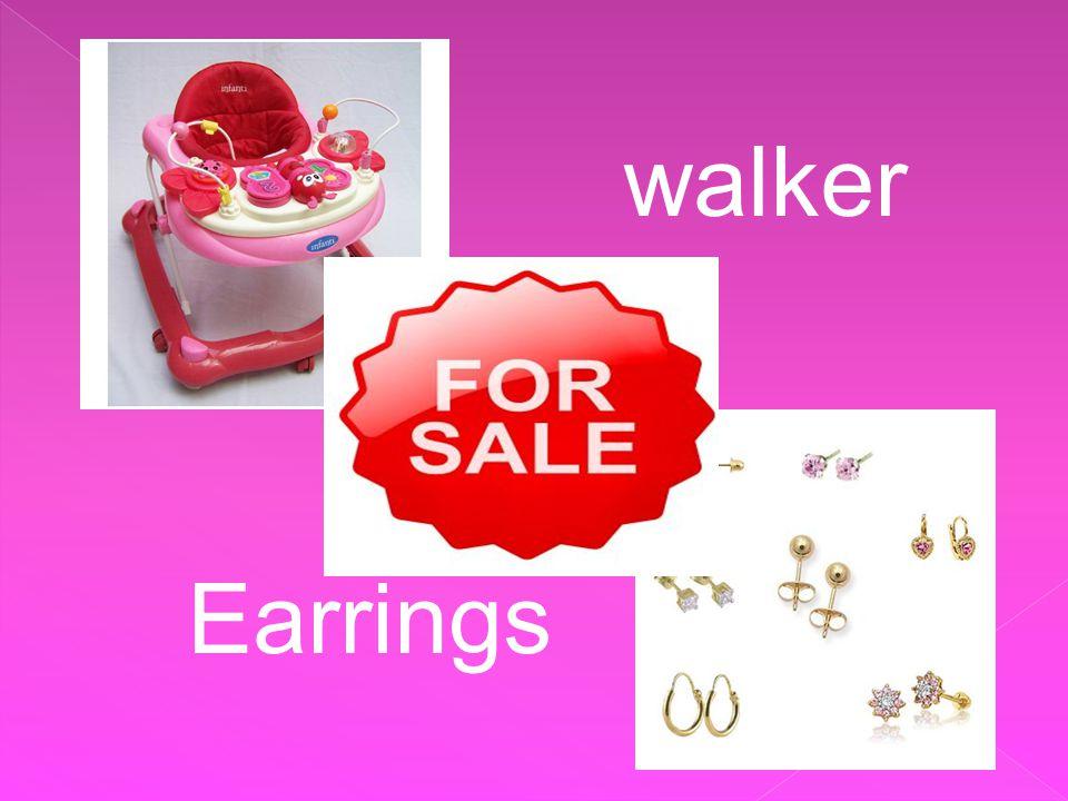 walker Earrings