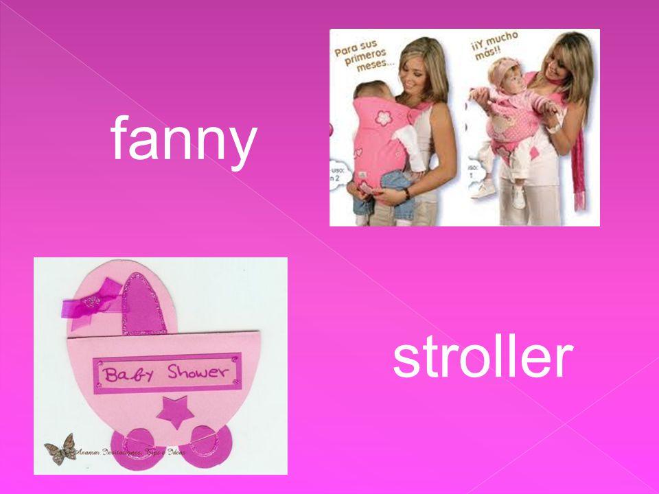fanny stroller