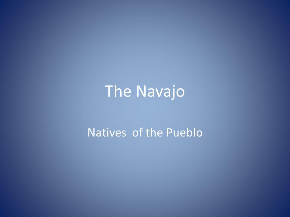 The Navajo Natives of the Pueblo