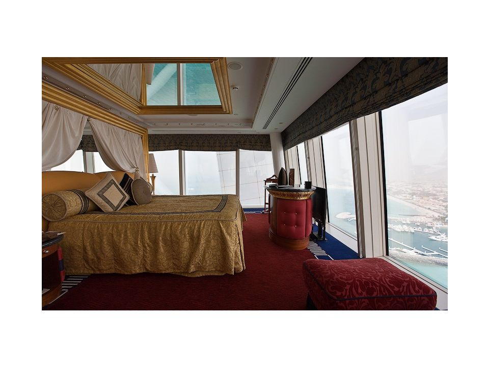 Welcome to Burj Al Arab, Dubai Arrive in absolute awe, stay individually inspired.
