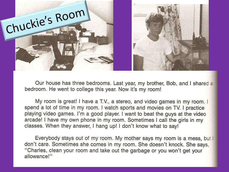 Chuckie's Room