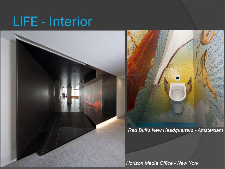 LIFE - Interior Red Bull s New Headquarters - Amsterdam Horizon Media Office - New York