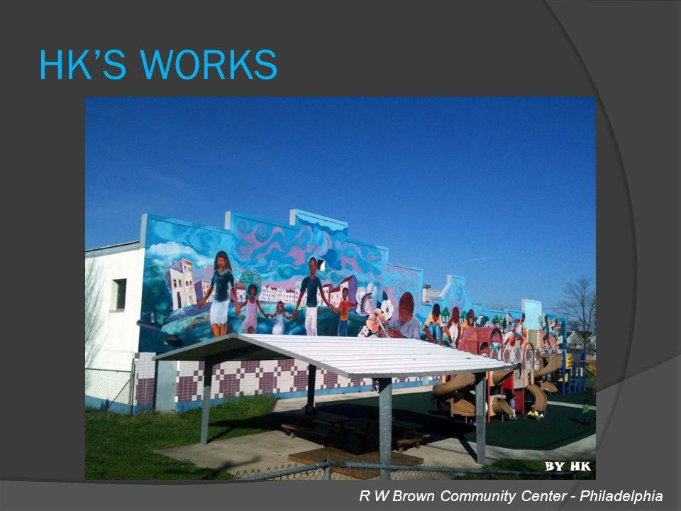 HK'S WORKS R W Brown Community Center - Philadelphia