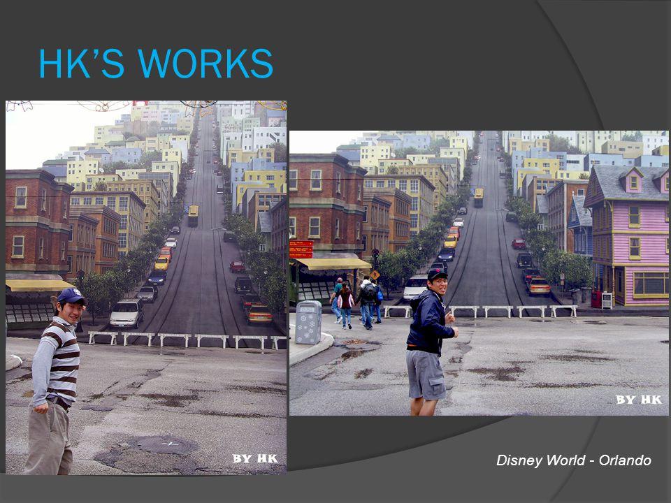 HK'S WORKS Disney World - Orlando