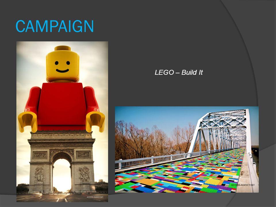CAMPAIGN LEGO – Build It