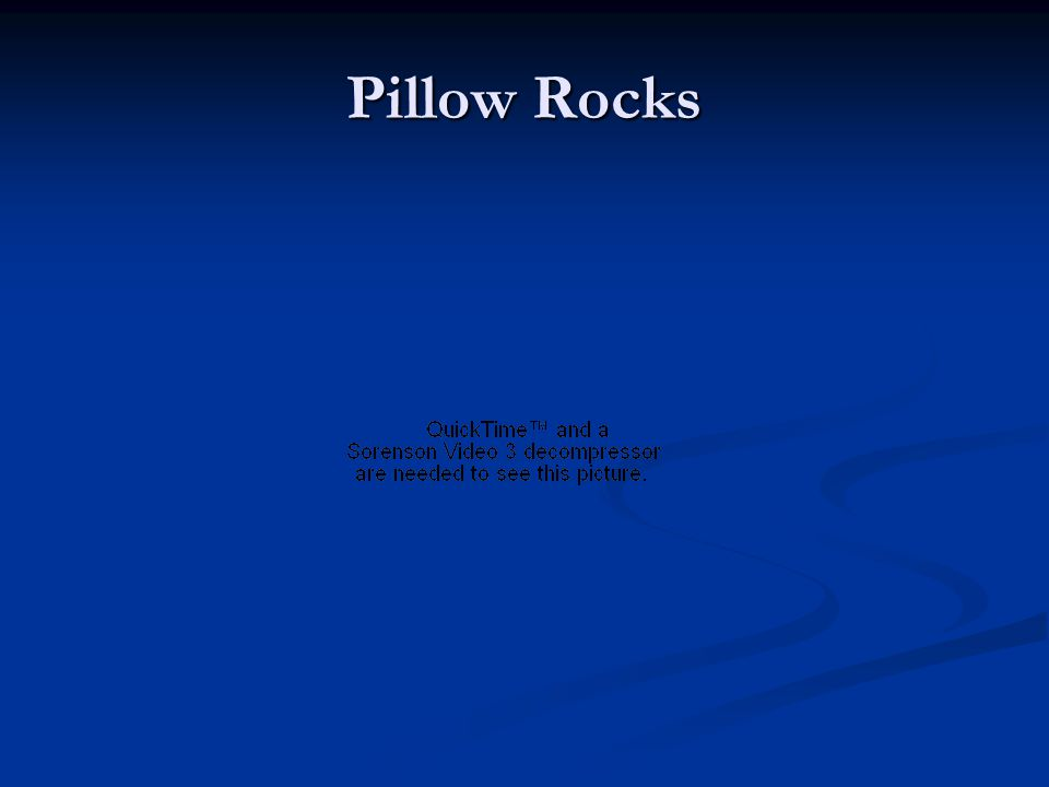 Pillow Rocks