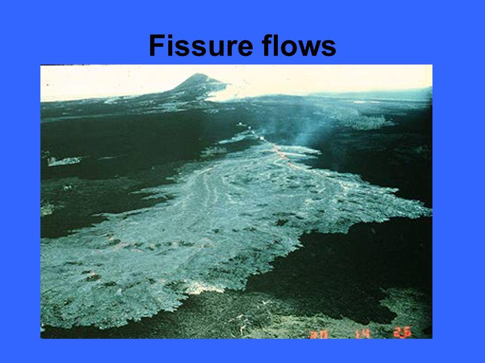Fissure flows