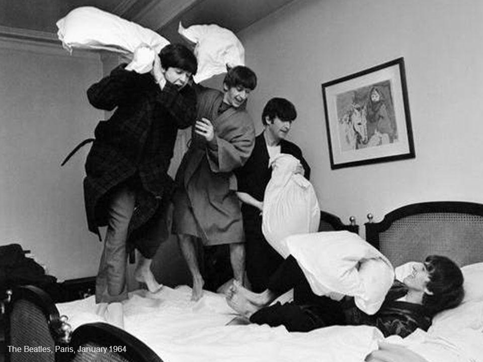 John and Paul, 1964