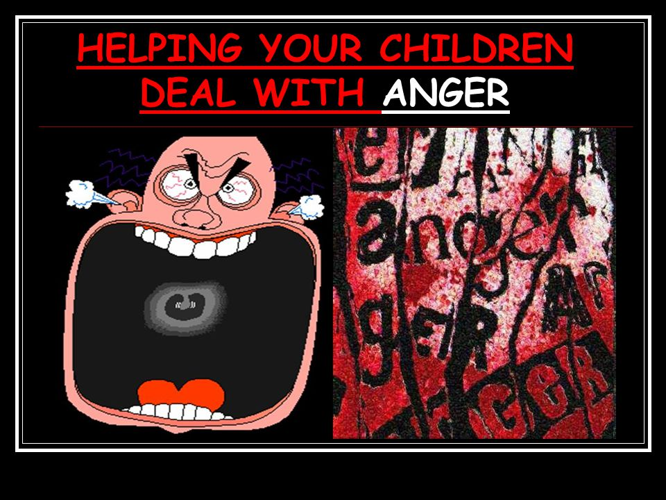 LET'S TALK ABOUT ANGER- 1.What is anger.2.Ways children express anger.