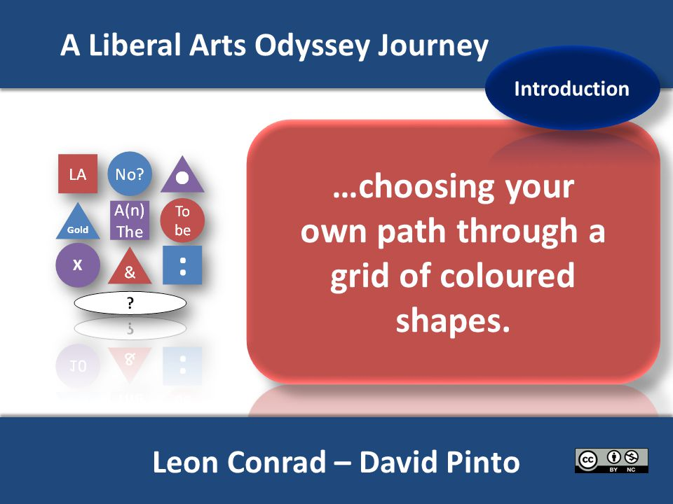 A Liberal Arts Odyssey Journey ecosquared.info X