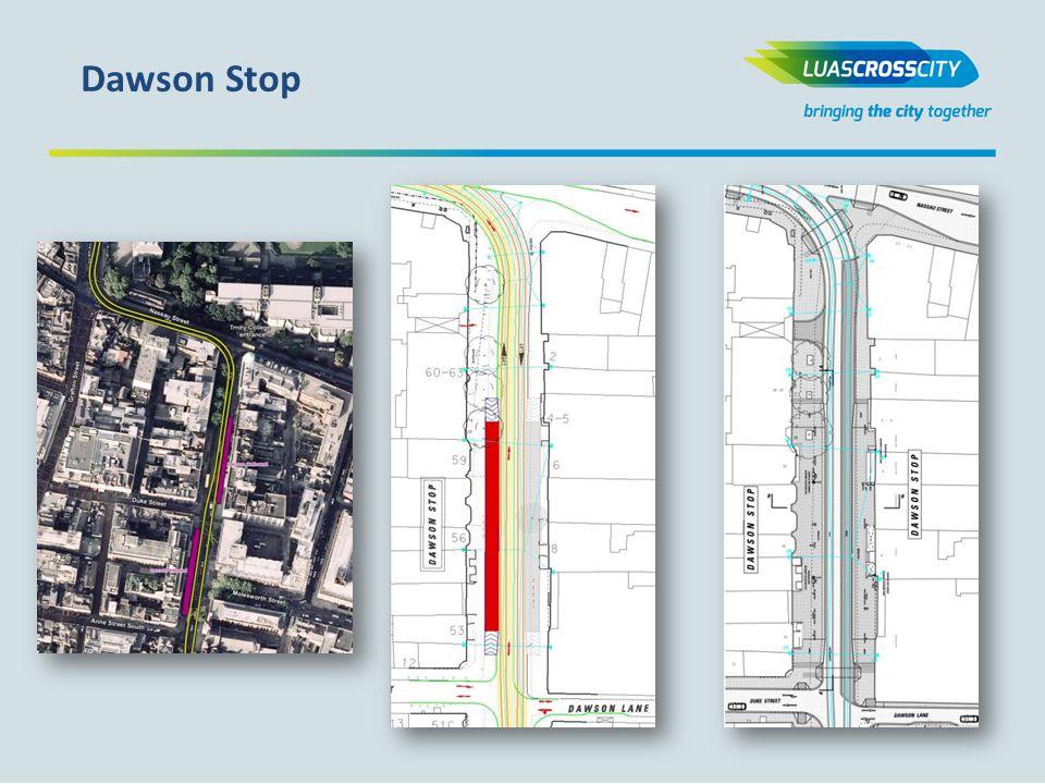 Dawson Stop 17