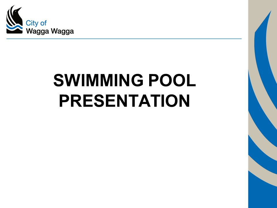 SWIMMING POOL PRESENTATION