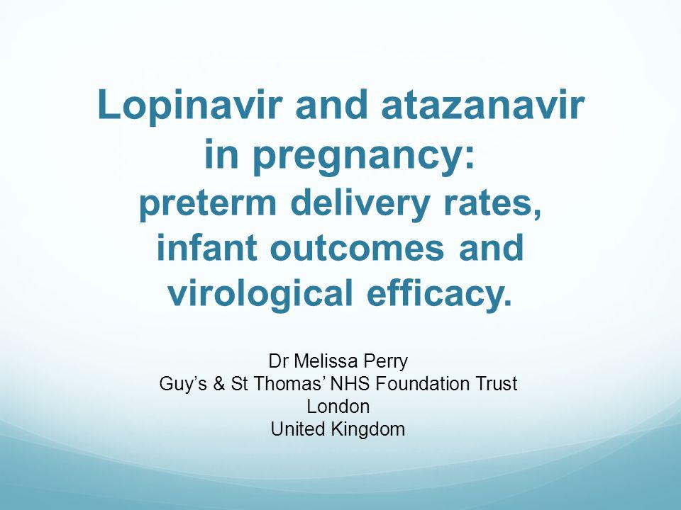 Atazanavir Lopinavir Total number of patients: 187 306