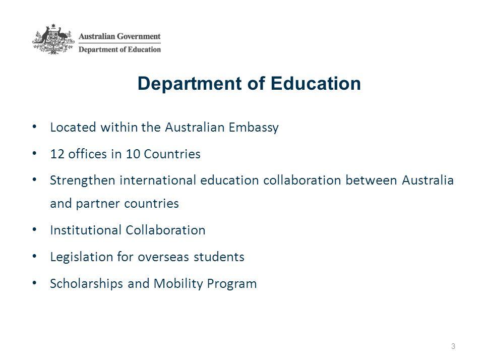 Thank you 14 Watinee Kharnwong Director, Education Australian Embassy Bangkok Tel: 02 344 6493 aei.bkk@dfat.gov.au