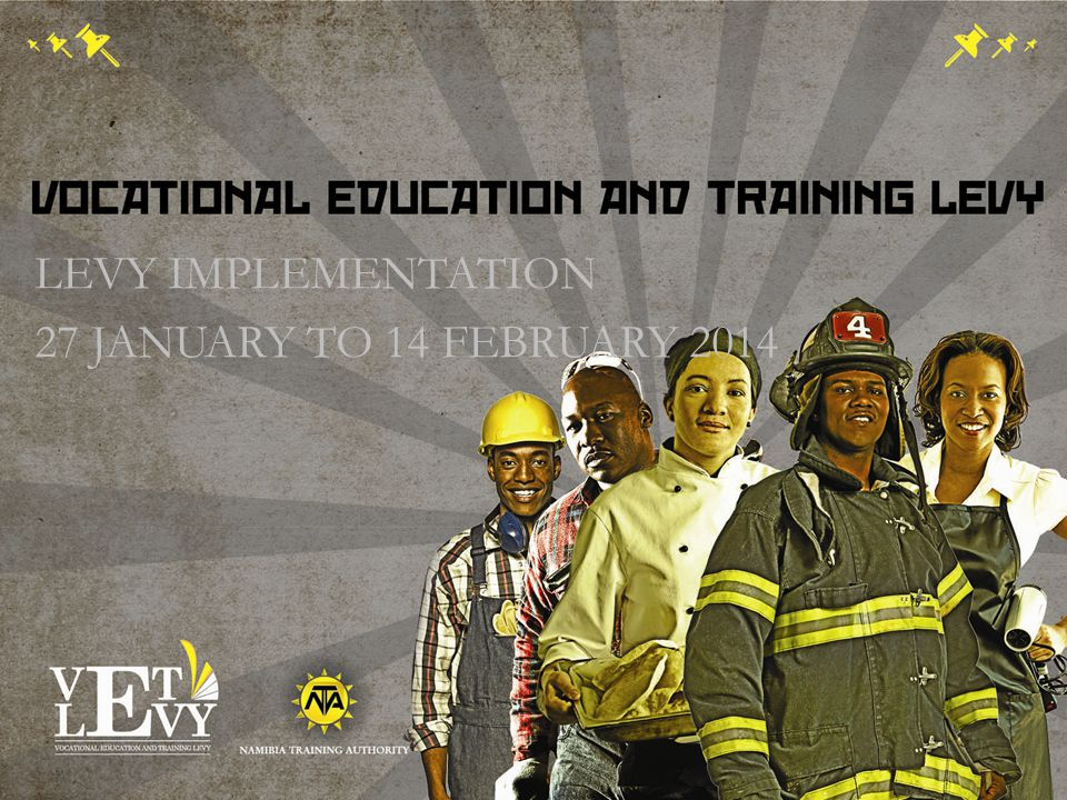 LEVY IMPLEMENTATION 27 JANUARY TO 14 FEBRUARY 2014