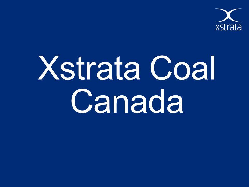 Xstrata Coal Canada