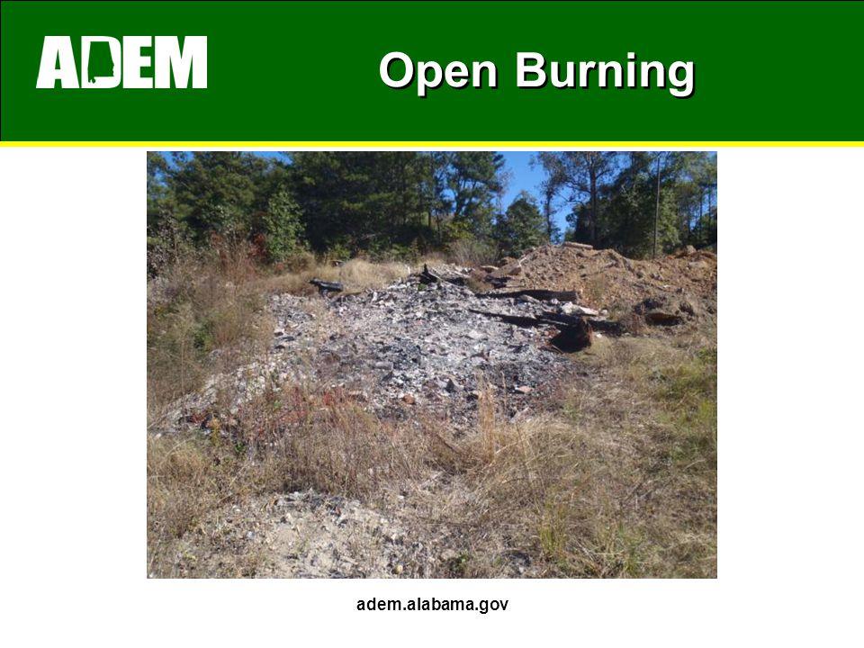 Open Burning adem.alabama.gov