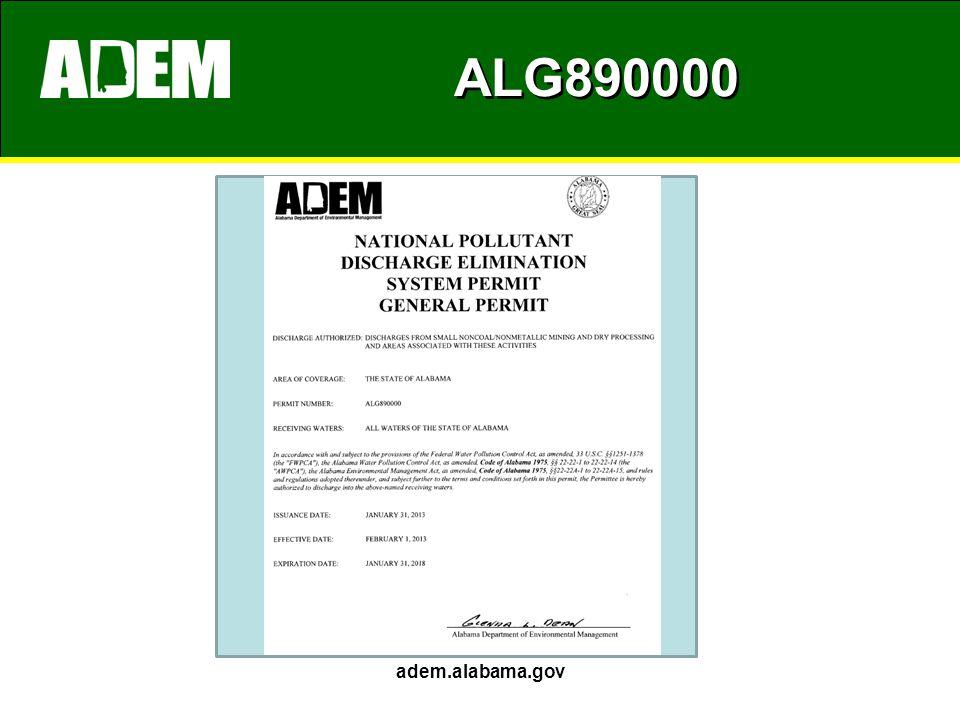 ALG890000 adem.alabama.gov