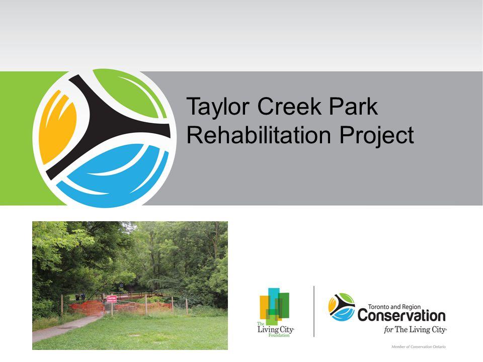 Taylor Creek Park Rehabilitation Project
