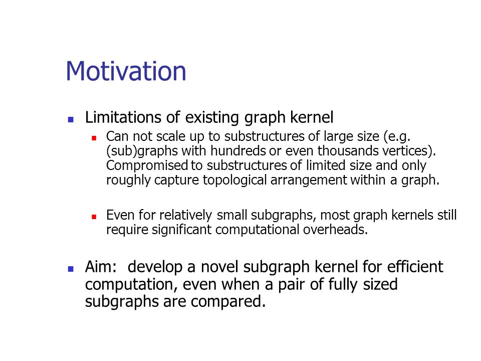 Fast Jensen-Shannon Subgraph Kernel For a pair of graphs Gp(Vp, Ep) and Gq(Vq, Eq), similarity measure is is summed over an entropy-based similarity measure for the K-layer subgraphs.