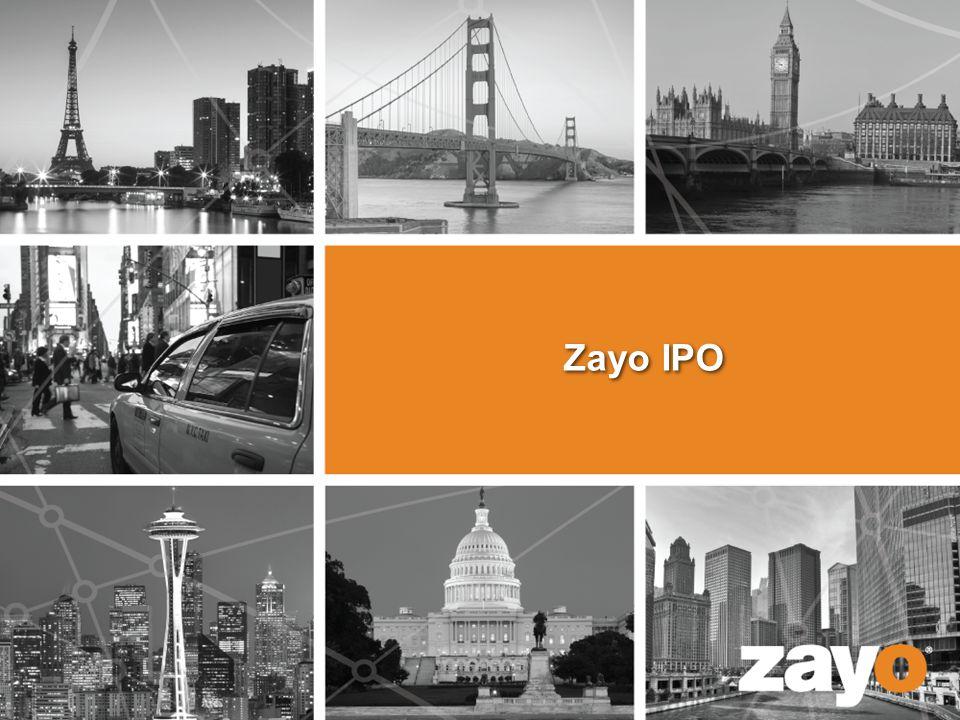 Zayo IPO