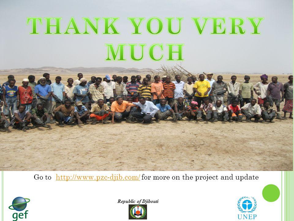 Republic of Djibouti Go to http://www.pzc-djib.com/ for more on the project and updatehttp://www.pzc-djib.com/