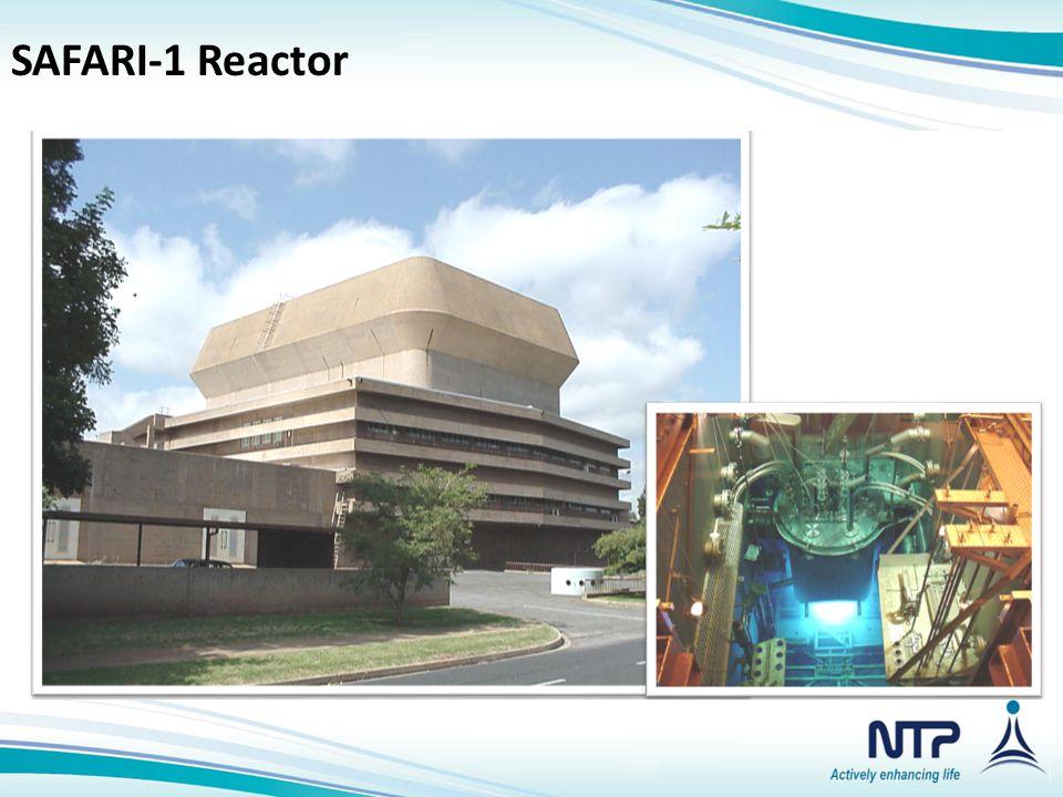 SAFARI-1 Nuclear ReactorSAFARI-1 Reactor